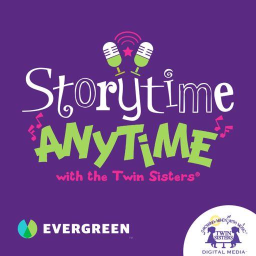 Cover art for podcast Storytime Anytime