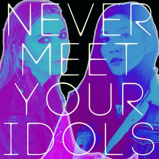 Cover art for podcast Never Meet Your Idols