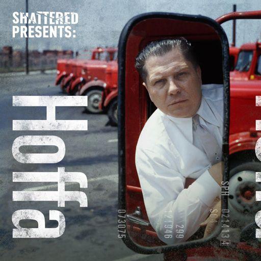 Cover art for podcast Shattered