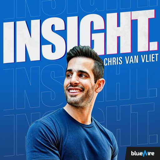Cover art for podcast Insight with Chris Van Vliet
