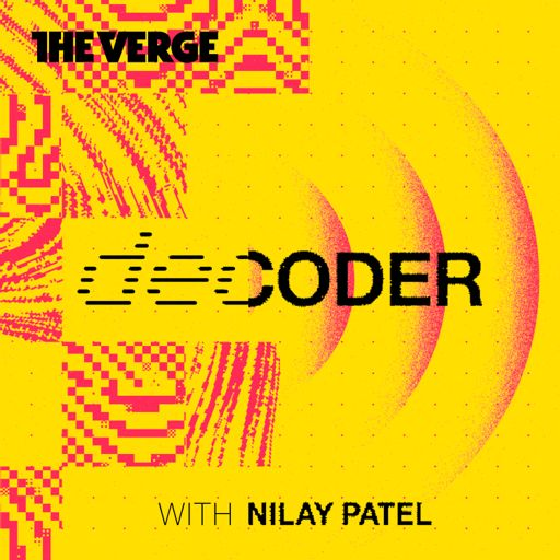 Cover art for podcast Decoder with Nilay Patel