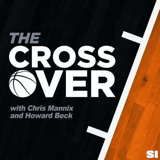 Cover art for podcast The Crossover NBA Show with Chris Mannix and Howard Beck