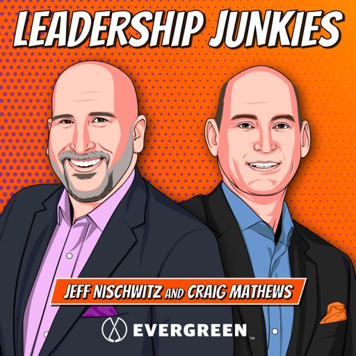 Cover art for podcast Leadership Junkies Podcast