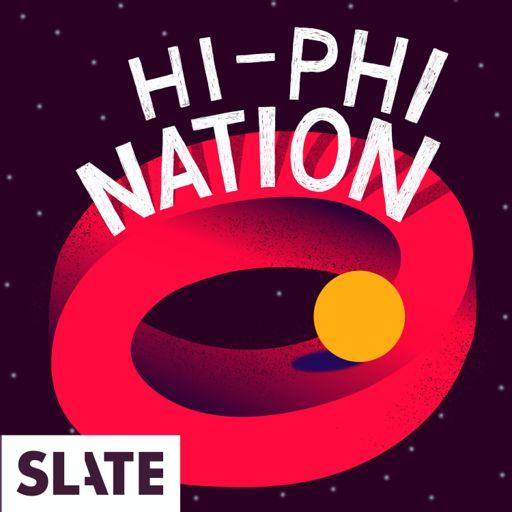 Cover art for podcast Hi-Phi Nation