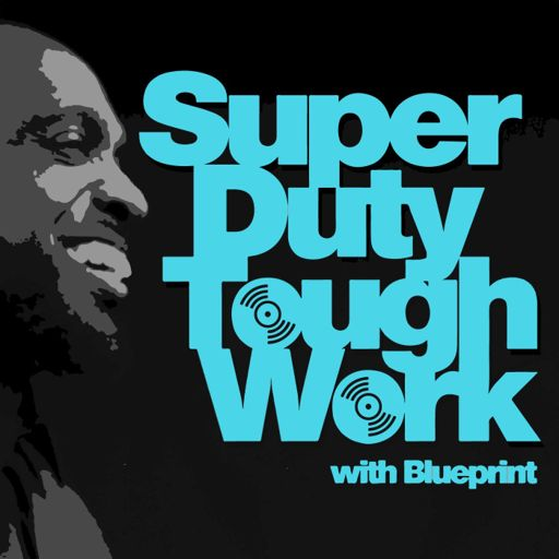 Cover art for podcast Super Duty Tough Work Podcast