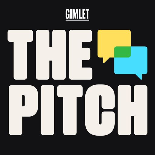 Cover art for podcast The Pitch