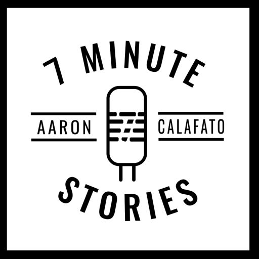 Cover art for podcast 7 Minute Stories w/ Aaron Calafato