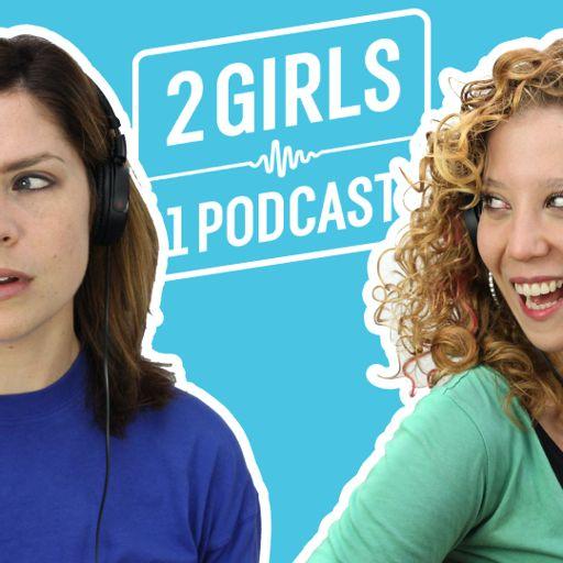 Cover art for podcast 2 Girls 1 Podcast
