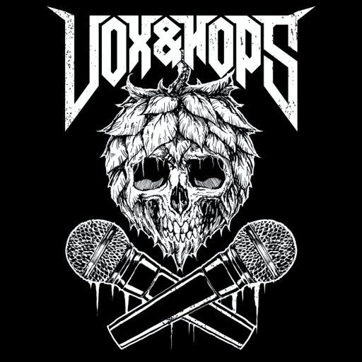 Cover art for podcast Vox&Hops Metal Podcast