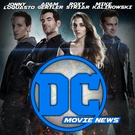 Cover art for podcast DC Movie News