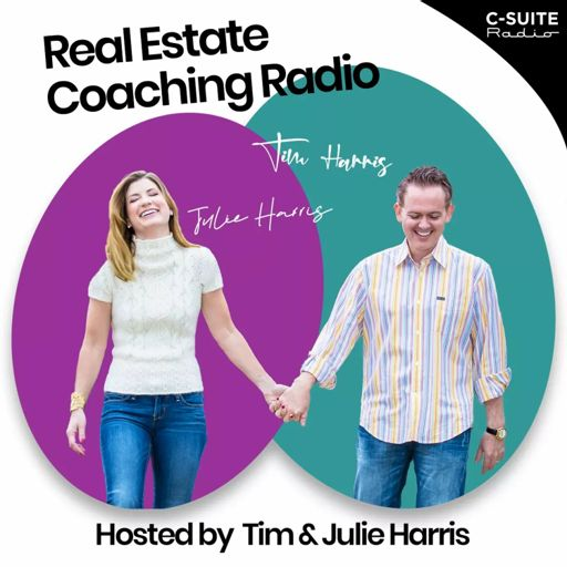 Cover art for podcast Real Estate Coaching Radio