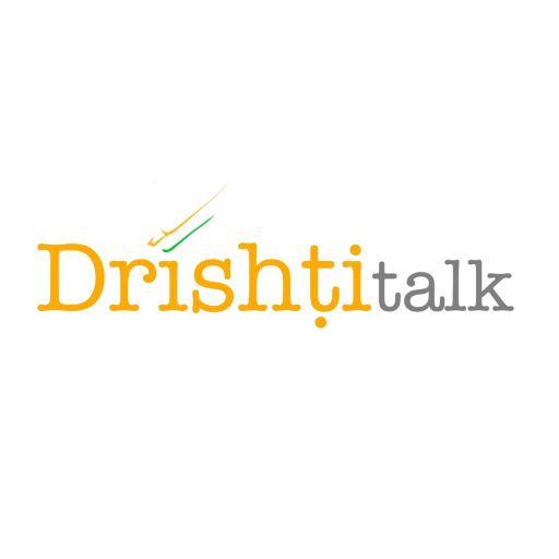 Cover art for podcast Drishti Talk