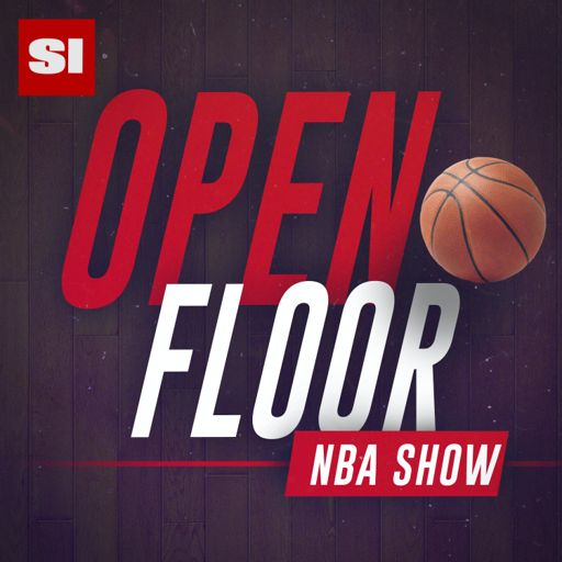 Cover art for podcast Open Floor: SI's NBA Show