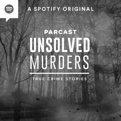 Cover art for podcast Unsolved Murders: True Crime Stories