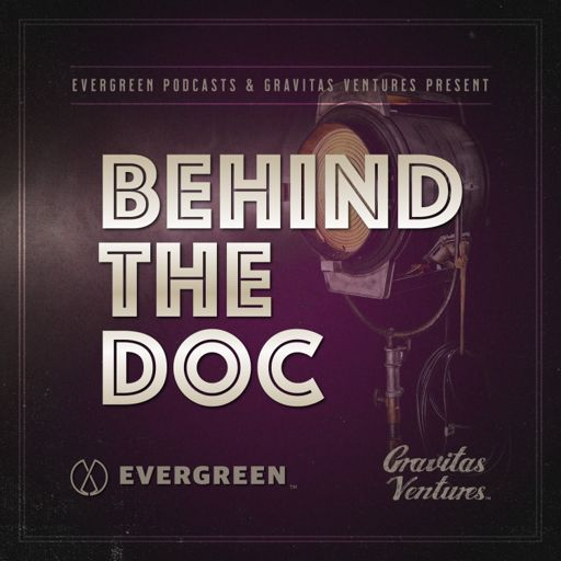 Cover art for podcast Behind the Doc