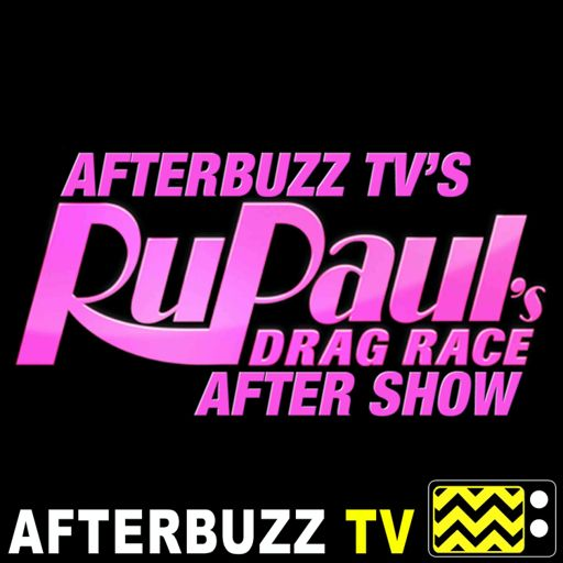 Cover art for podcast RuPaul's Drag Race Reviews and After Show - AfterBuzz TV