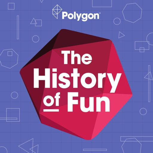 Cover art for podcast The History of Fun