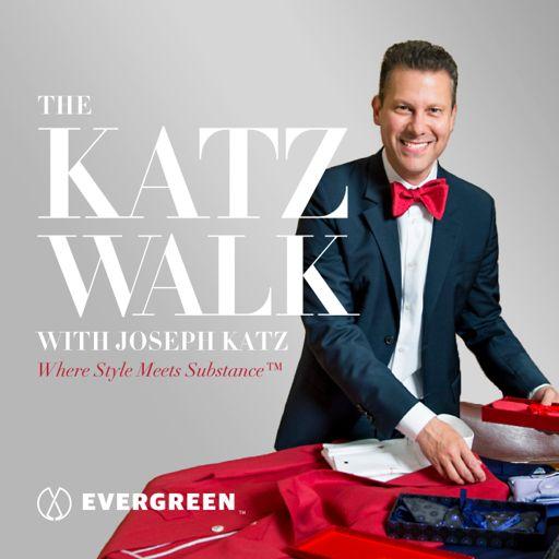 Cover art for podcast The Katz Walk with Joseph Katz