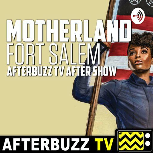 Cover art for podcast Motherland: Fort Salem After Show Podcast