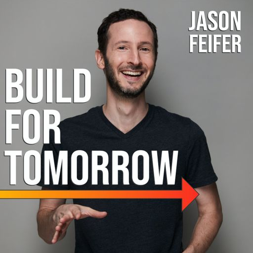 Cover art for podcast Build For Tomorrow
