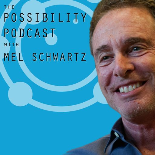 Cover art for podcast The Possibility Podcast with Mel Schwartz
