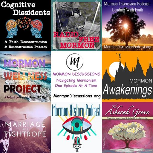 Cover art for podcast Mormon Discussions Podcasts – Full Lineup