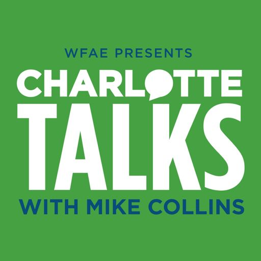 Cover art for podcast Charlotte Talks With Mike Collins