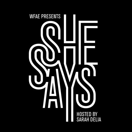 Cover art for podcast She Says