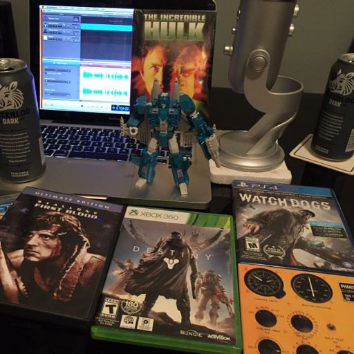 Transformers and Beer Podcast #135 - Code of Hero from