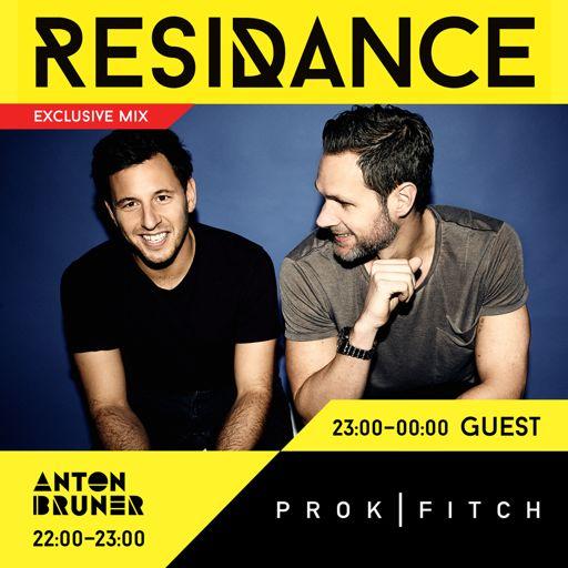 Anton Bruner ResiDANCE 201 - Part 1 from ResiDANCE - house