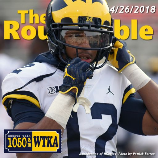 15a6e7213d614 WTKA Roundtable 4 26 2018  Beilein Mows His Own Lawn