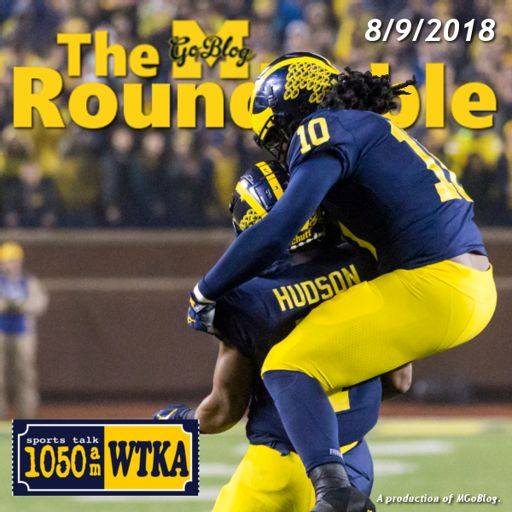 04b96ce5708b5 WTKA Roundtable 10 18 2018  We Playing Like That from MGoBlog  The ...