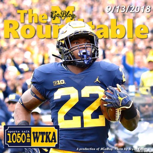 85071c1e29d3b6 WTKA Roundtable 9 13 2018  Who is Matt Patricia  from MGoBlog  The  MGoPodcast on RadioPublic