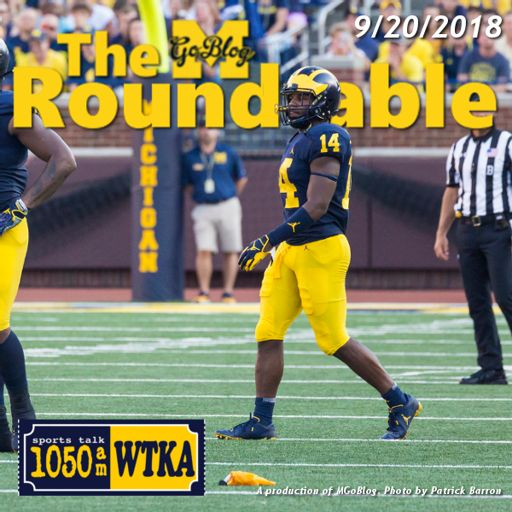 f35d49080f4357 WTKA Roundtable 9 20 2018  Why Don t We Stiff-Arm More Running Backs
