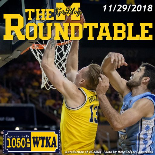 34d8b087245cc WTKA Roundtable 11 1 2018  From the Ivory Tower from MGoBlog  The ...