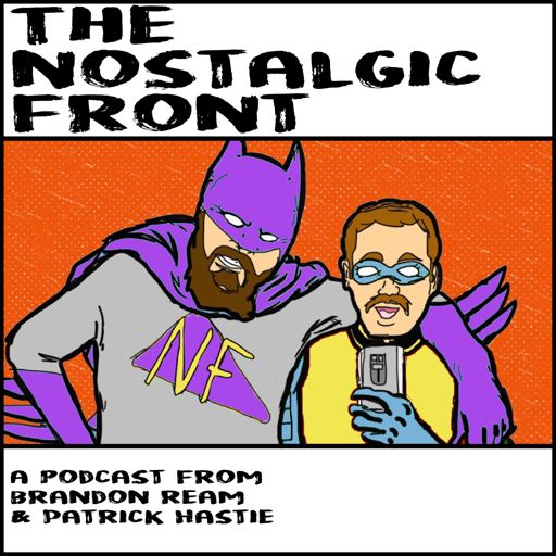 Episode 26 - Mike Abrusci! from The Nostalgic Front Podcast