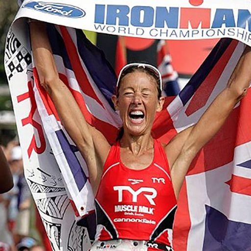 a91834607ea 60  Chrissie Wellington  To The Finish Line with a 4-Time IRONMAN World  Champion from The Same 24 Hours on RadioPublic