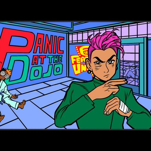 Panic at the Dojo 1 - Pompadour Wrecked from SIX FEATS UNDER on