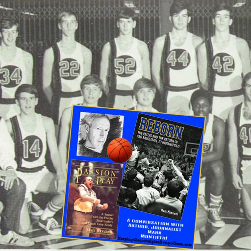 108a076abde Steve Risley and his take on Coach Bob Knight, the Hoosier coaching ...