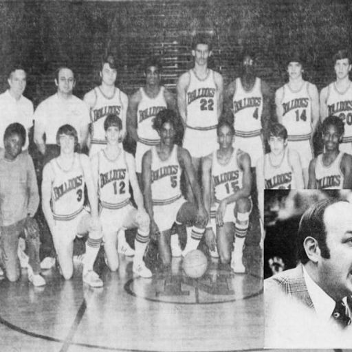 b944b59e996 Former New Albany Bulldog Coach Alan Buck joins us to share his memories of  the game of basketball.