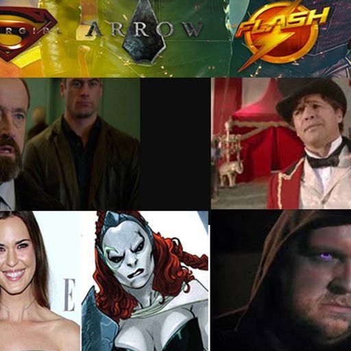 EP 101 #DCTV #DCUTitans #Arrow #Supergirl #LegendsOfTomorrow