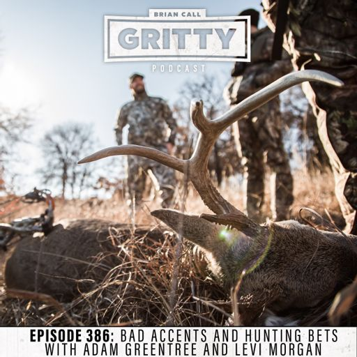 EPISODE 386: BAD ACCENTS AND HUNTING BETS WITH ADAM GREENTREE AND