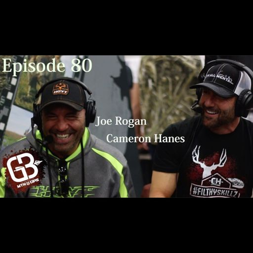 be1621ead49d20 EPISODE 80  Joe Rogan and Cameron Hanes from Gritty Bowmen TV on RadioPublic