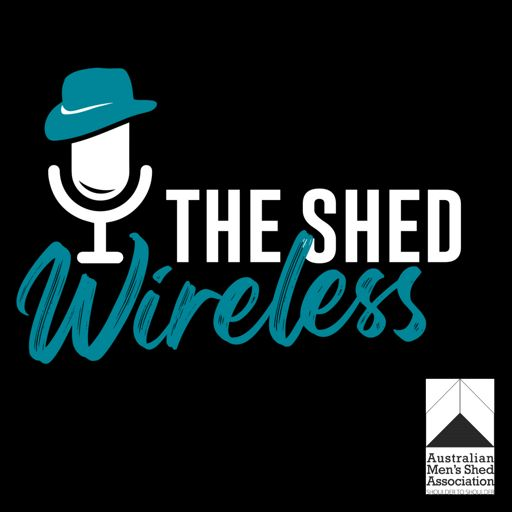 Cover art for podcast The Shed Wireless