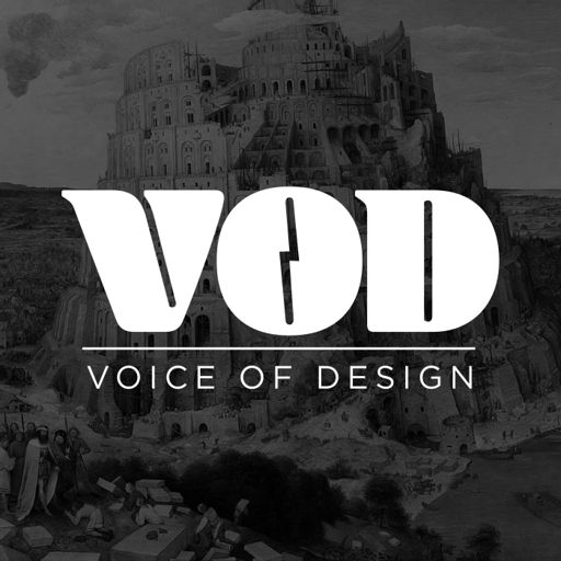 Cover art for podcast Voice of Design