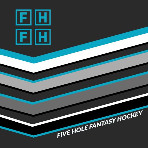 Cover art for podcast Five Hole Fantasy Hockey