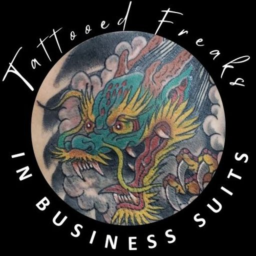 Cover art for podcast Tattooed Freaks in Business Suits