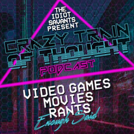 Cover art for podcast Crazy Train of Thought