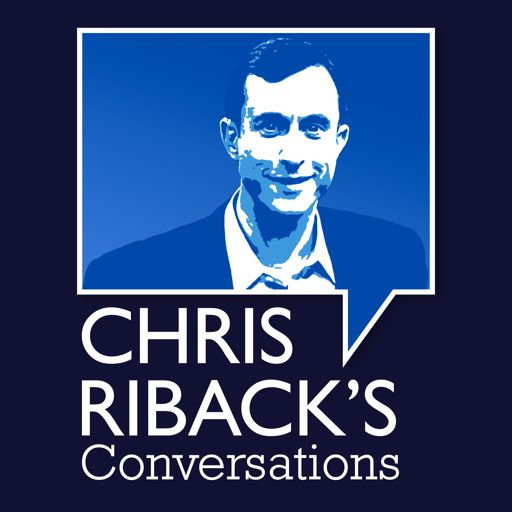 Cover art for podcast Chris Riback's Conversations