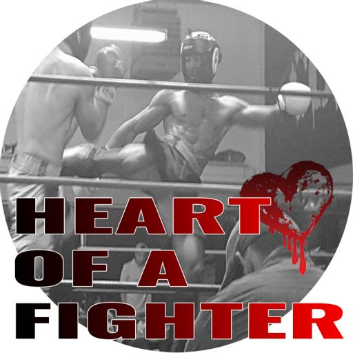 Cover art for podcast The Heart of a Fighter   Motivation Stories